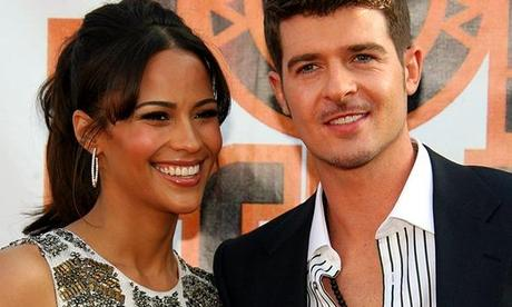 Robin Thicke invite sa compagne Paula Patton dans la vidéo de « Love After War »