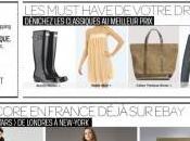 Ebay ouvre mini site spécial mode!