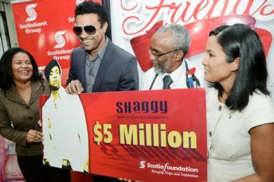 Shaggy and Friends, édition 2011
