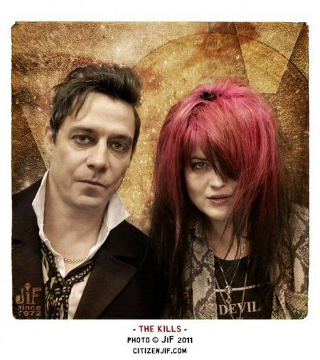 The Kills @Toulouse