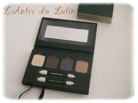 Palette TERRE essential care 3 mini