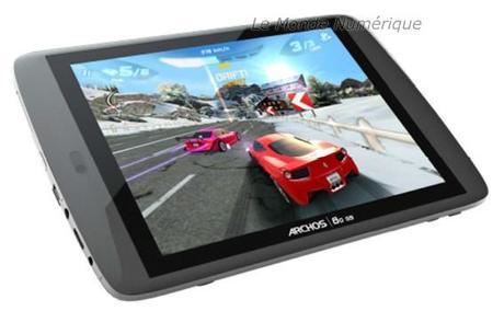 Les jeux mobiles HD de Gameloft débarquent sur les tablettes Archos 80 et 101 G9