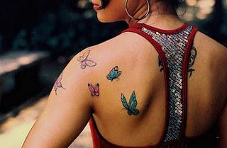 Tattoos For Girls Gallery