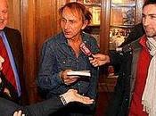 Houellebecq remis prix littéraire millions d'amis j'ai pensé Philippe Person