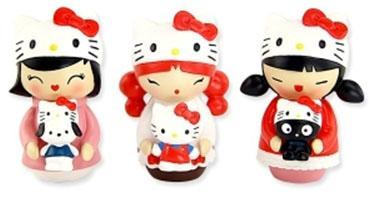 Momiji X Hello kitty : les éditions limitées