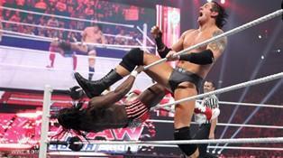 Nouvelle victoire du britannique Wade Barrett face à Kofi Kingston
