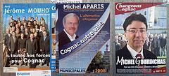 Carnet de campagne à Cognac [9] : réunions de quartier