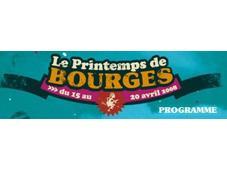 Printemps Bourges programmation