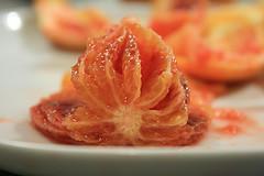 Orange sanguine sans filets