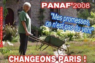 Logement : Françoise de Panafieu se fout des malades
