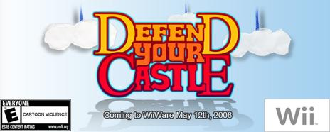[WiiWare] Defend Your Castle