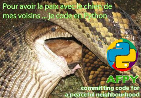 AFPY : safe python coding for anyone except …