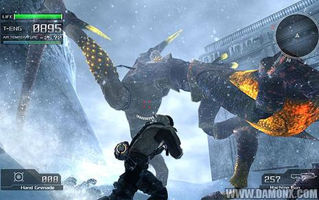 [Test] Lost Planet sur PS3