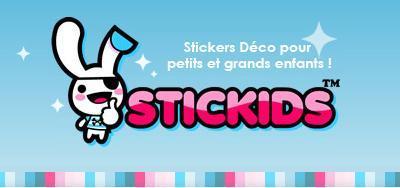 Stickids, la nouvelle boutique de Dezign