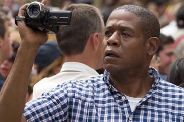 Forest Whitaker in Columbia Pictures' Vantage Point