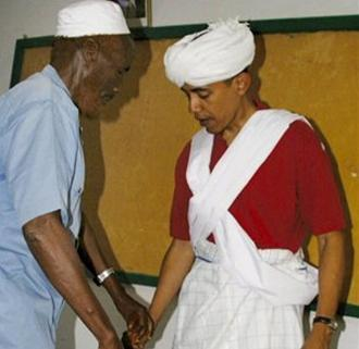 Obama, l'islamiste (selon Hillary Clinton)
