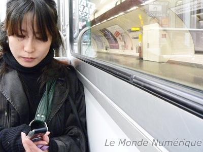 La RATP souhaite mettre en place un réseau 3G dans les couloirs du métro