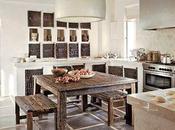 cuisines simples, bruts belles
