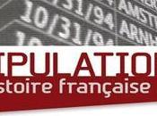 Cool dimanche Manipulations, histoire française