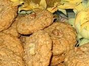 Biscuits l'avoine noix