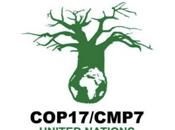 Ouverture sommet Durban climat