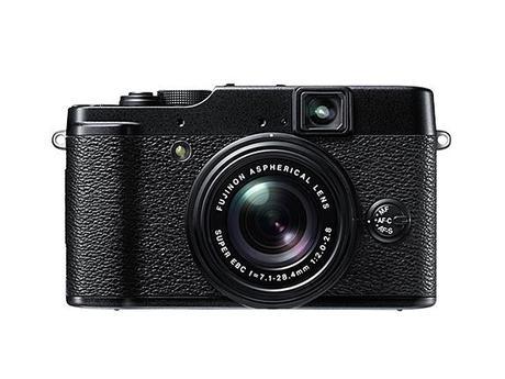 Envie d'un nouvel appareil photo pour Noël ? On a trouvé celui qu'il vous faut : le Fujifilm X10 !