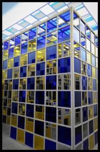 buren blog 198x300 Le LaM, un musée à la frontière