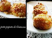 Bouchon noix Cajou, Parmesan Mimolette