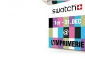 Swatch montre L'Imprimerie