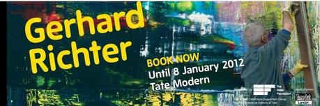 Gerhard Richter : Panorama à Londres, Berlin et Paris