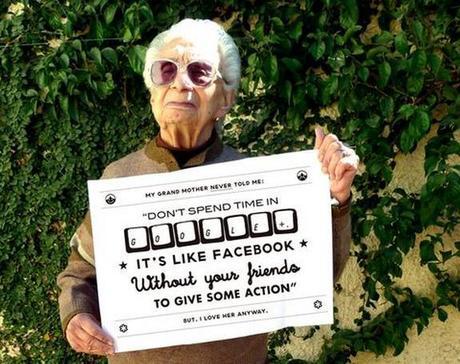 6 Les conseils de grand mère sur le web et les réseaux sociaux