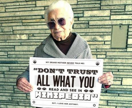 2 Les conseils de grand mère sur le web et les réseaux sociaux