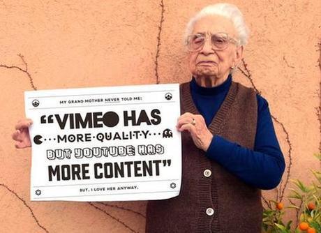 1 Les conseils de grand mère sur le web et les réseaux sociaux