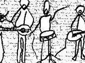 Graphisme musique: Louise Attaque