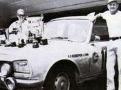 1969, Bandama Rallye, merveilleuse...!