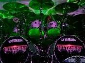 Testament, Dark Roots Earth nouveau batteur