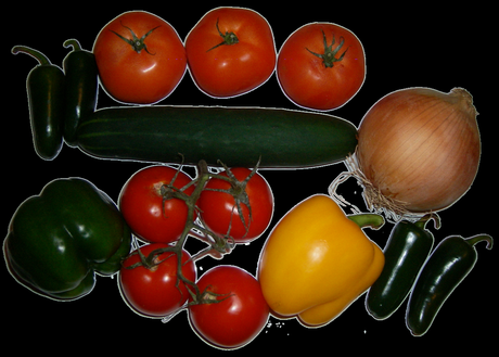 Des légumes pour la santé !