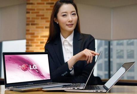 lg z330 02 Le LG Xnote Z330 sattaquera t il au MacBook Air ?