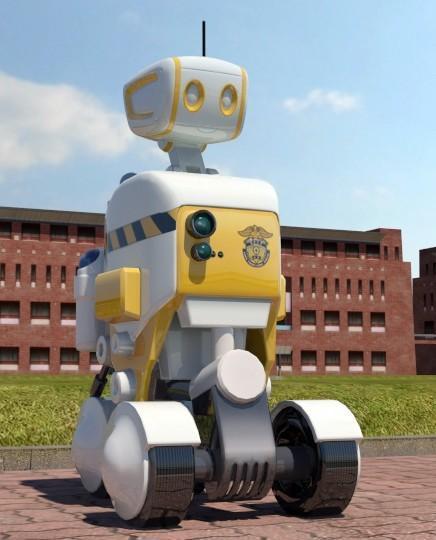 Un pénitencier Coréen va accueillir les premiers robots gardiens de prison