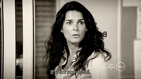 Rizzoli and Isles : yes, une love confession !