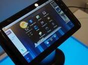 tablette Dell Streak c'est terminée...