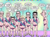 Election Miss France 2012 version Perrico