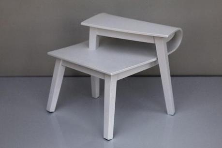 Les tables Contorsions de Suzy Lelièvre - 2