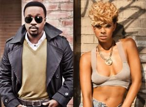 Le duo entre Anthony Hamilton & Keri Hilson: Never Let You Go.