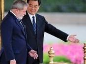 Chine prend place Etats-Unis Brésil
