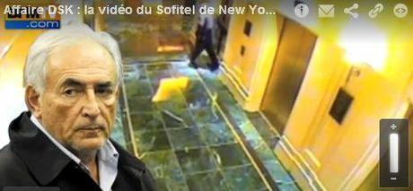 video dsk sofitel DSK au Sofitel, la vidéo
