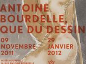 Antoine Bourdelle dessin