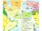 accords Sykes-Picot Remo Influence Européenne Levant