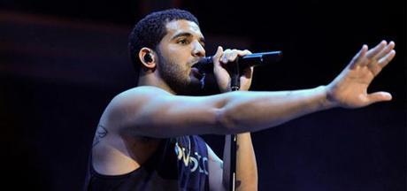 Drake en concert à Paris le 5 Avril 2012