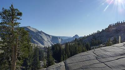 Yosemite National Park: 1° journée